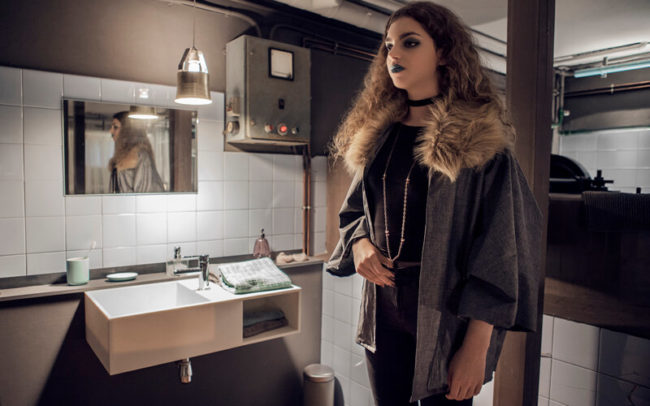Barcelona model models fashion style fashion photographer photography scotland aberdeen glasgow