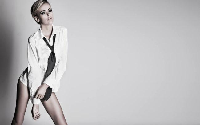 fashion model style glasgow scottish